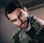 Shore Leave Kaidan