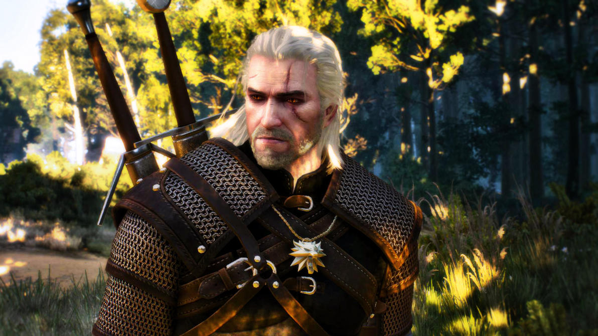geralt of rivia by - photo #17