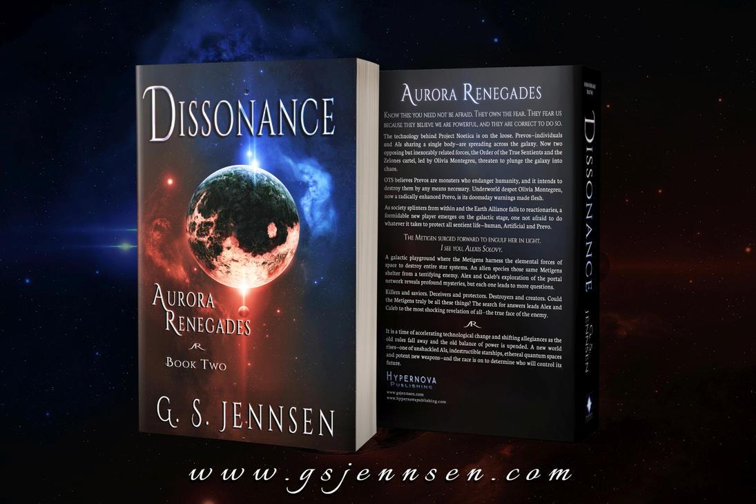 Dissonance: Aurora Renegades Book Two by GSJennsen