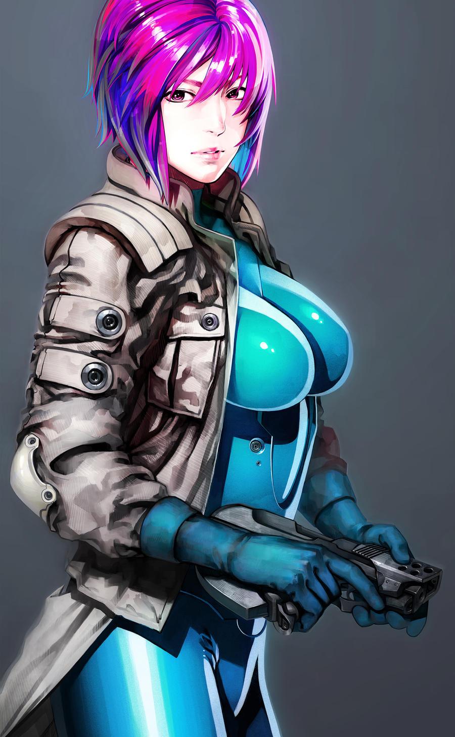 Major by iwaisan