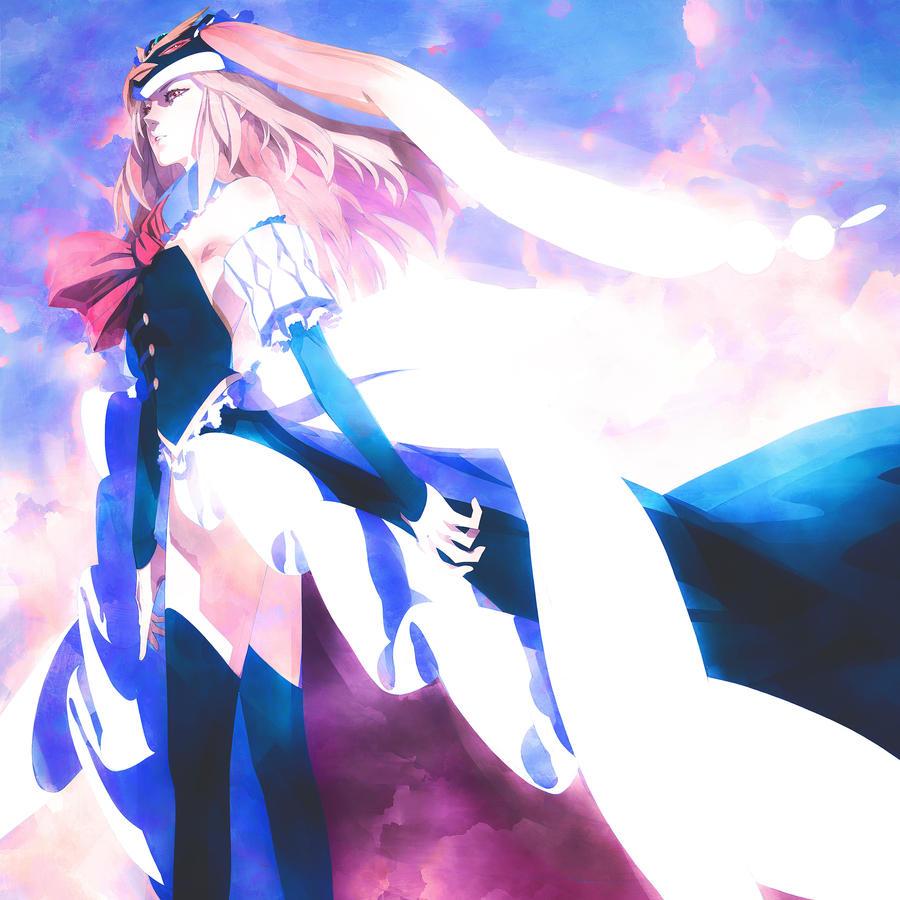 Princess of the Crystal by iwaisan
