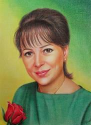 Lyudmila by evlena