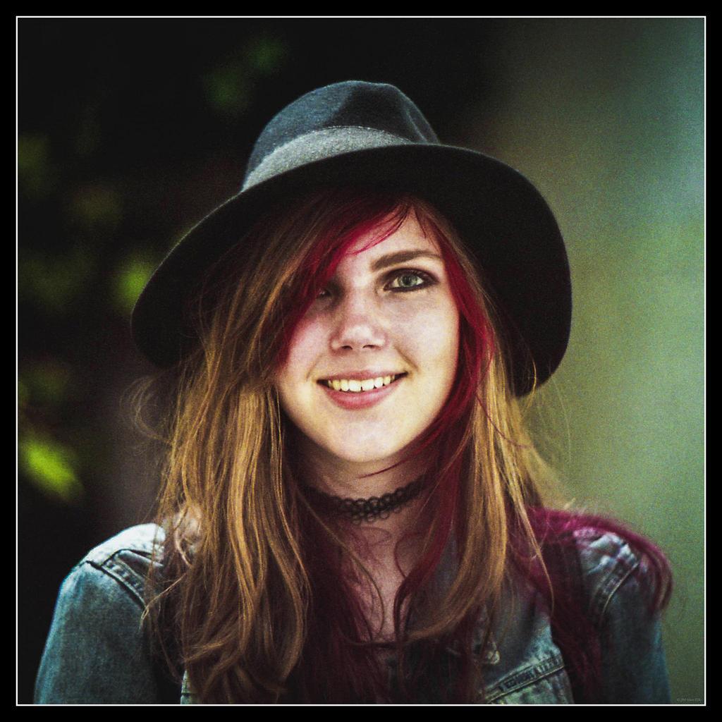 Portrait of a Lady by RetroPhotographer