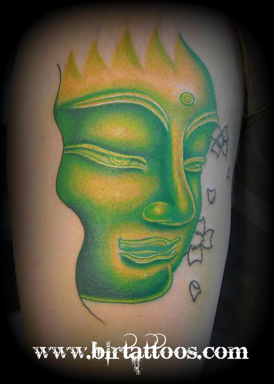 Buddha Art Tattoo - LiLz.eu - Tattoo DE
