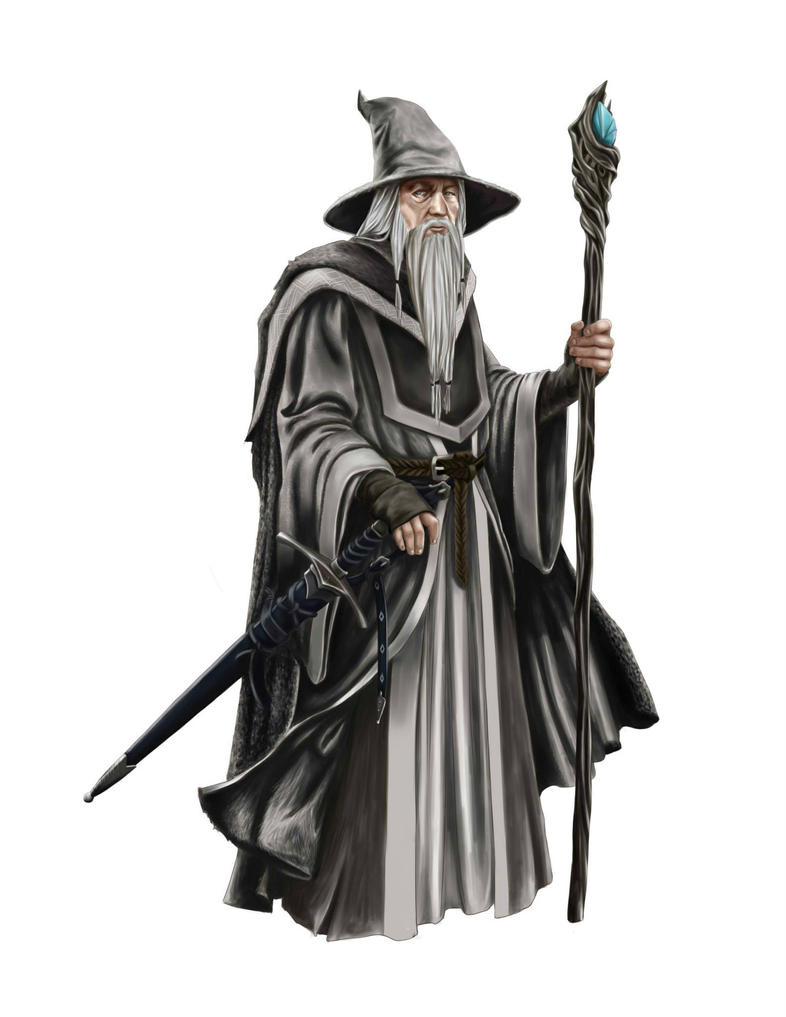 Gandalf by bLueLady09