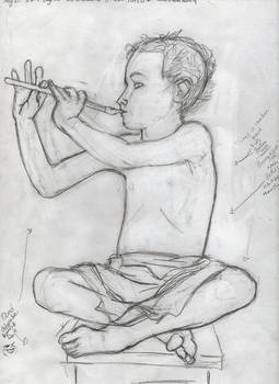 Figure Drawing 055