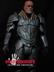 einordmaine's Death Knight - COMMANDER NOT-FURYA by einordmaine
