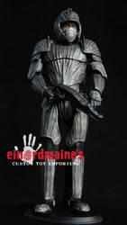 einordmaine's DEATH KNIGHT - SOLDIER by einordmaine