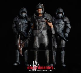 SoldierIRGUNSoldier by einordmaine