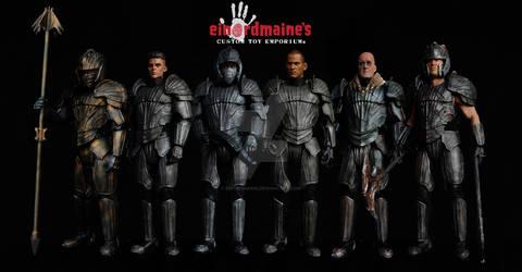 Line-up by einordmaine