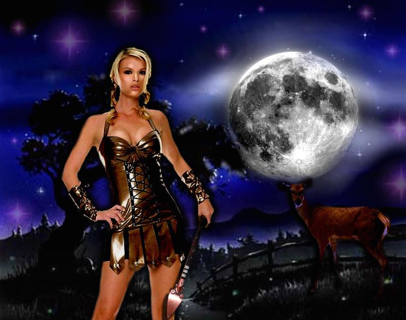 artemis exacted Moon,