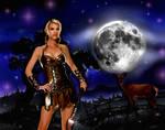Greek Goddess: Artemis