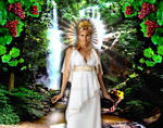 Greek Goddess: Demeter