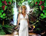 Greek Goddess: Demeter