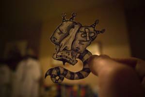 Voodoo Worm