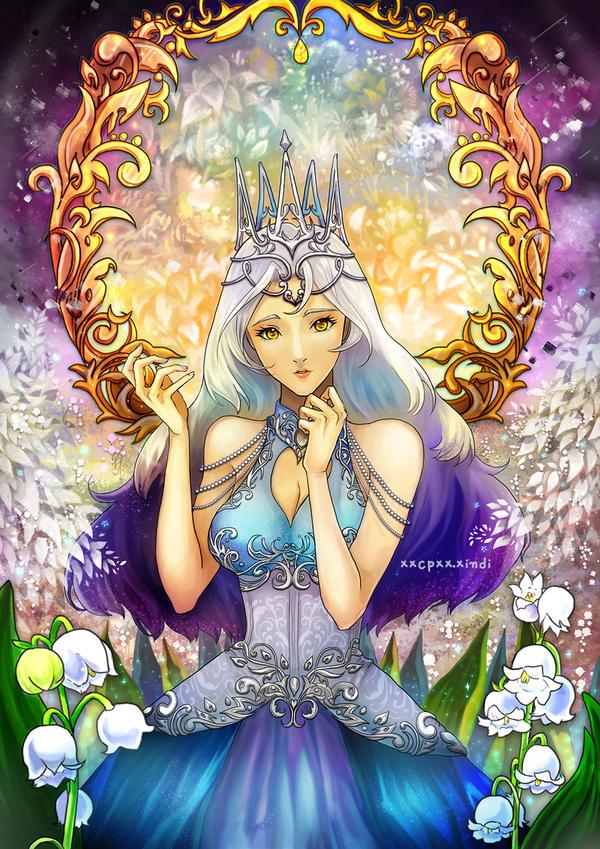 Night Princess by CLassicNightmare