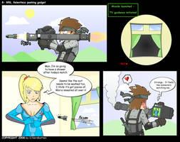 RPG, relentless peeking Gadget by Lithe-Tokay