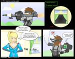 RPG, relentless peeking Gadget