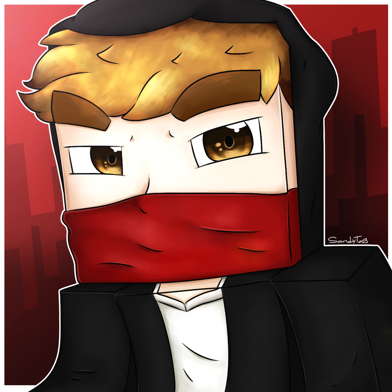 Аватарка minecraft на канал youtube через