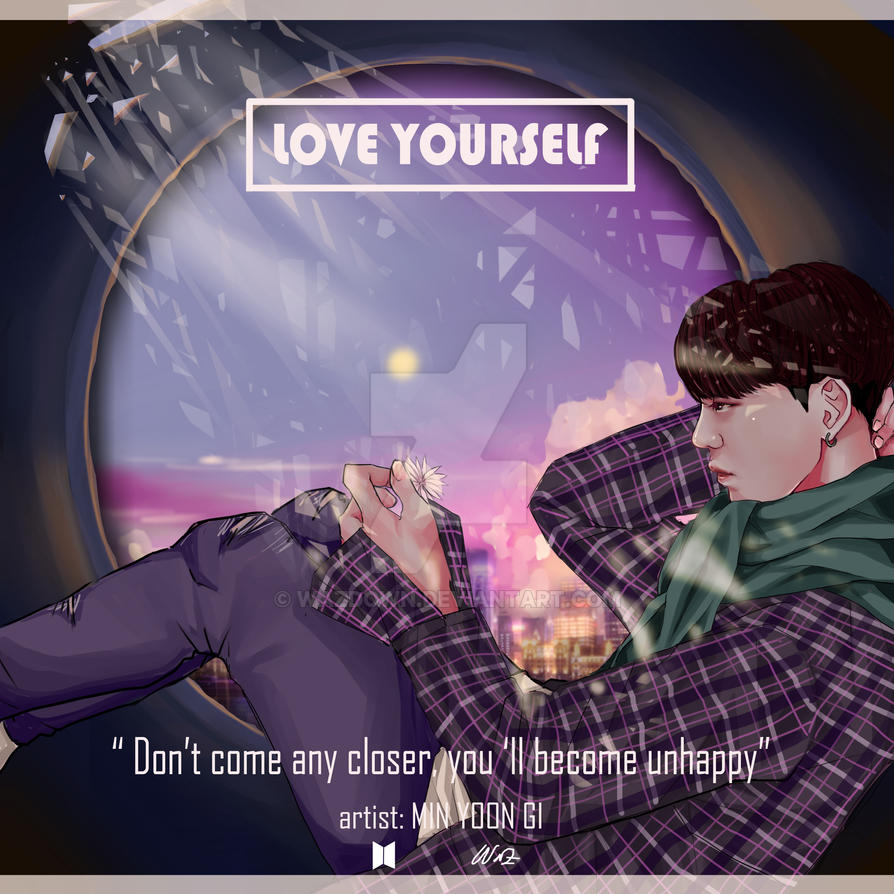 suga love yourself by wazdown
