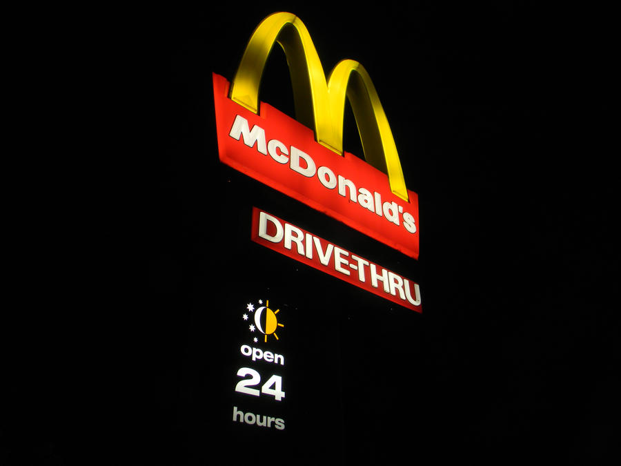 24 Hour Mcdonald S By Zomit On Deviantart