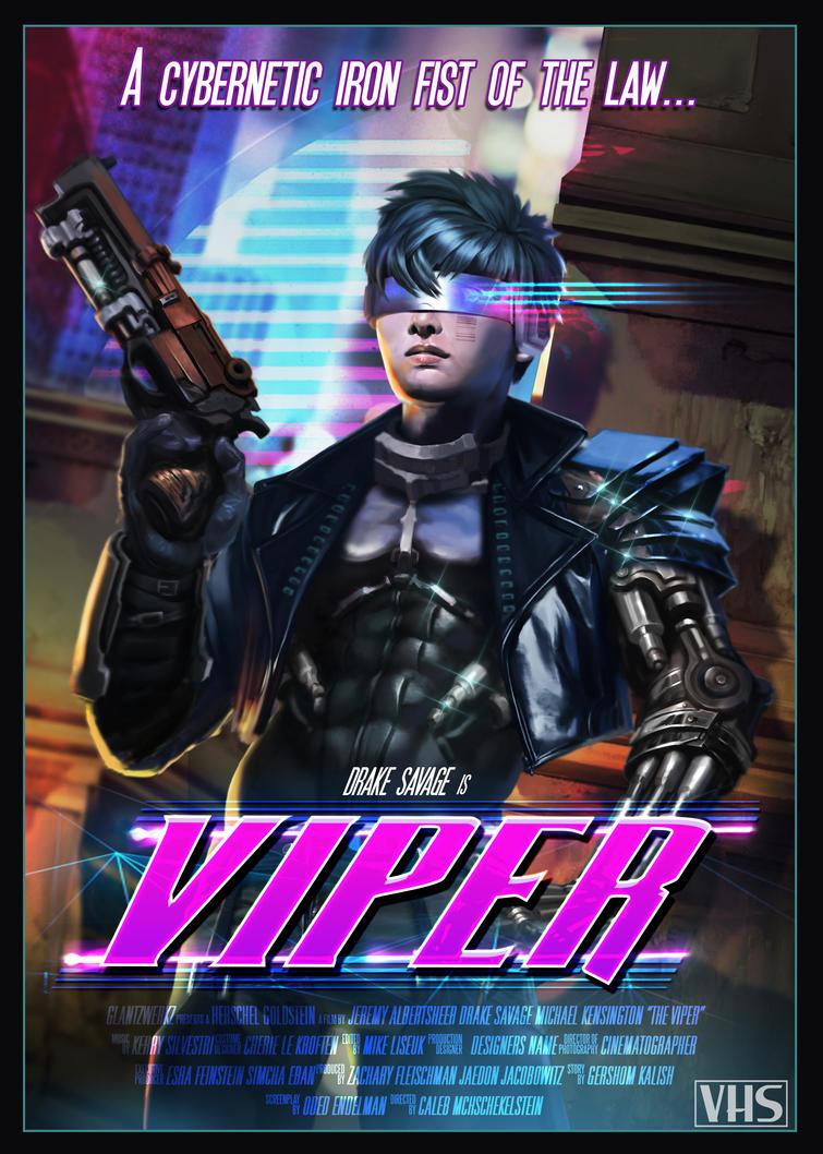 The Viper by Lampblak
