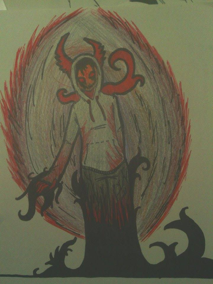 Something Creepy by SirSlayer62