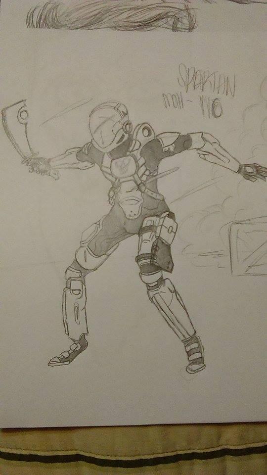 Spartan 116 by SirSlayer62