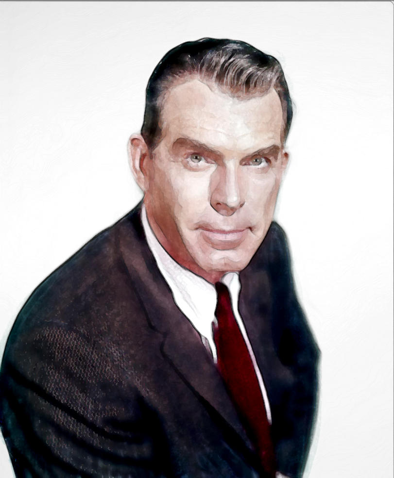 Fred macmurray by yefeth on deviantart for Fred macmurray