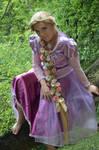 Rapunzel Cosplay #4