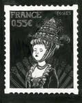 Marie Antoinette Stamp