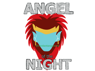 Angel of the Night by verdant0angel