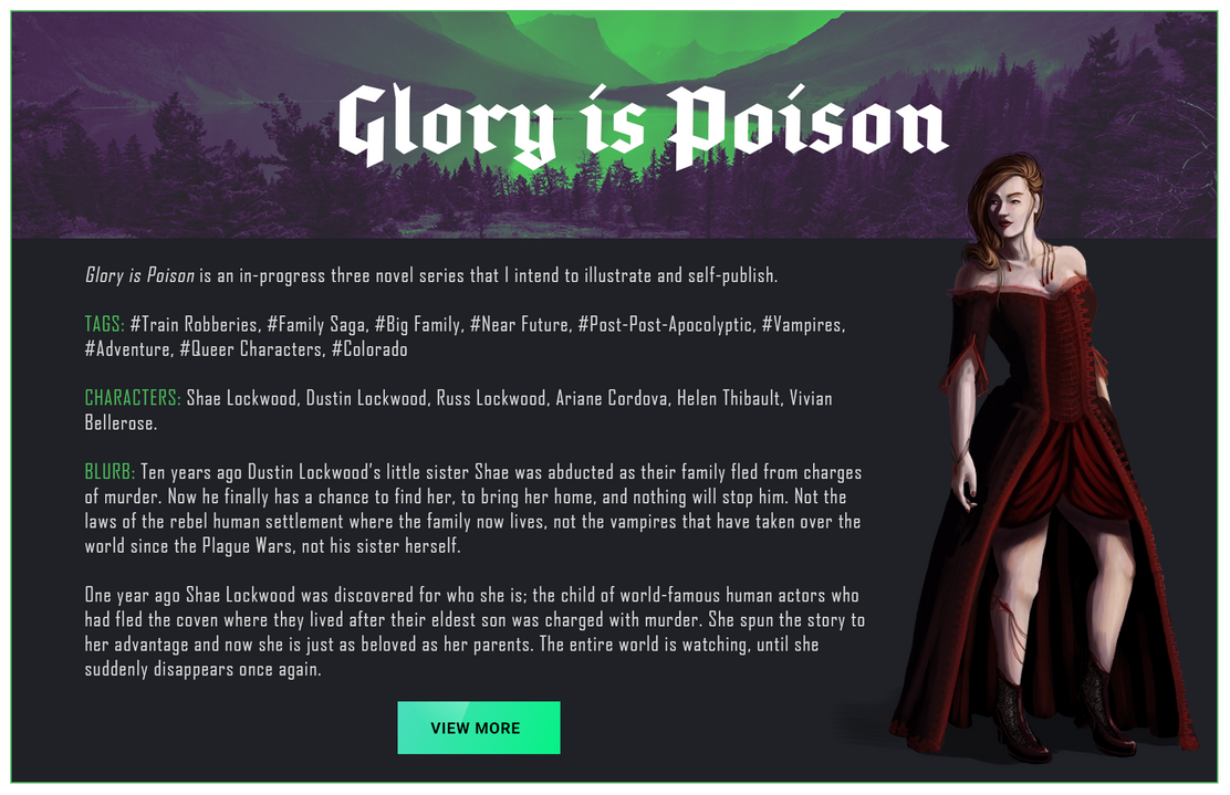 Glory is Poison