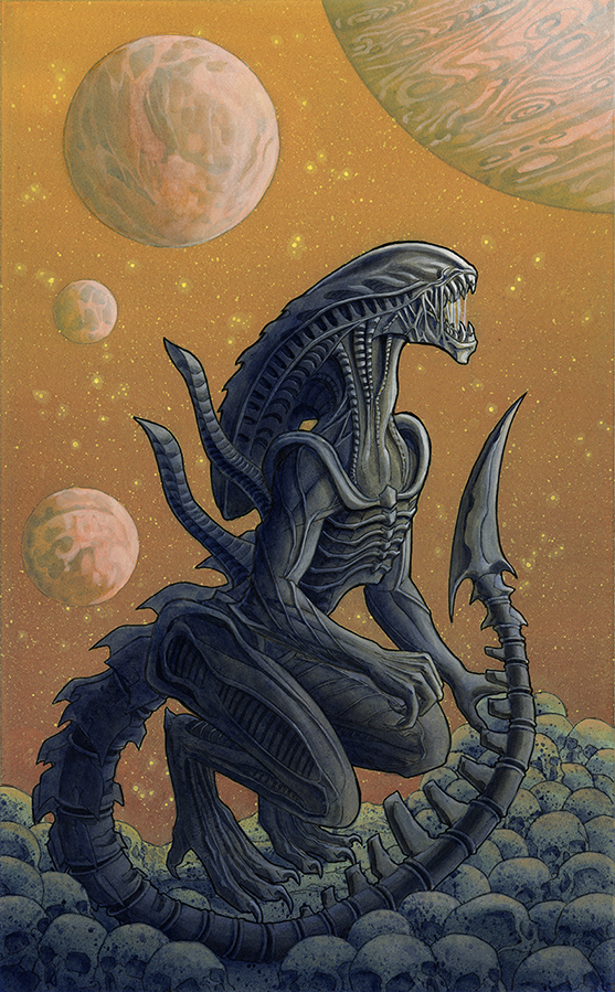 Sexy Xenomorph Alien | www.imgkid.com - The Image Kid Has It!