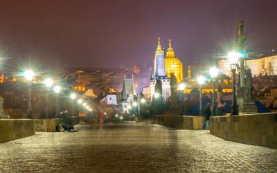 invisible in Prague