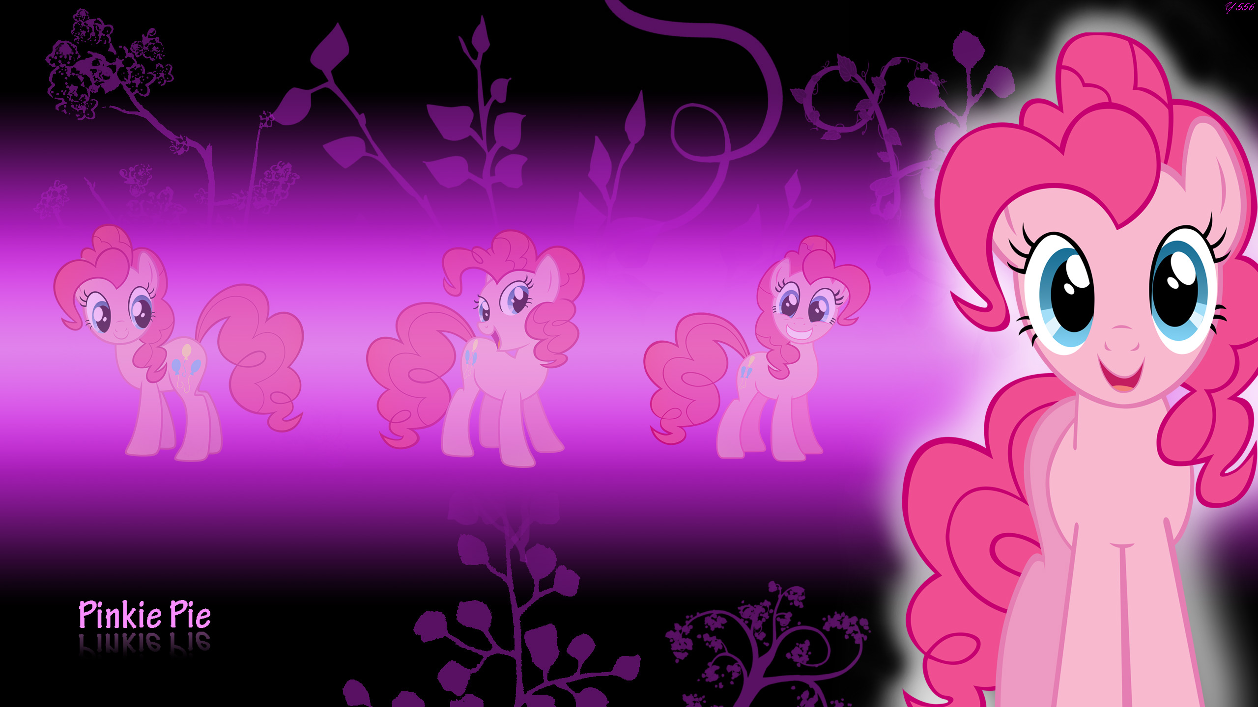 Wallpaper Pinkie Pie By Youki506