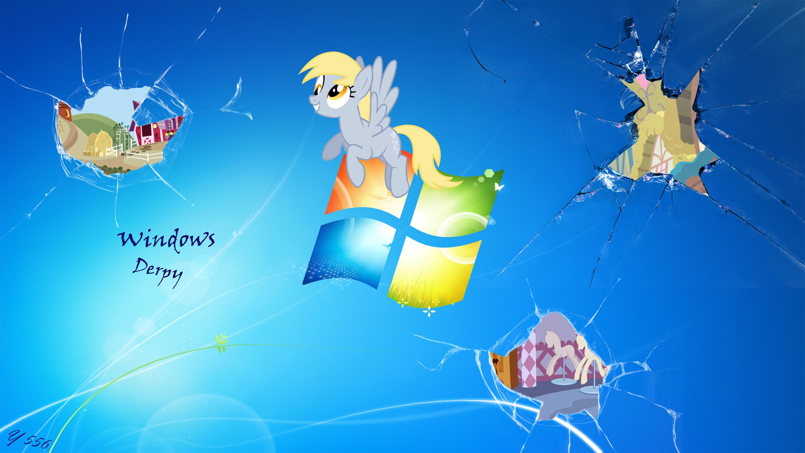 Windows Derpy By Youki506