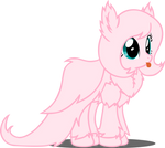 Fluffle Puff - dress for the gala