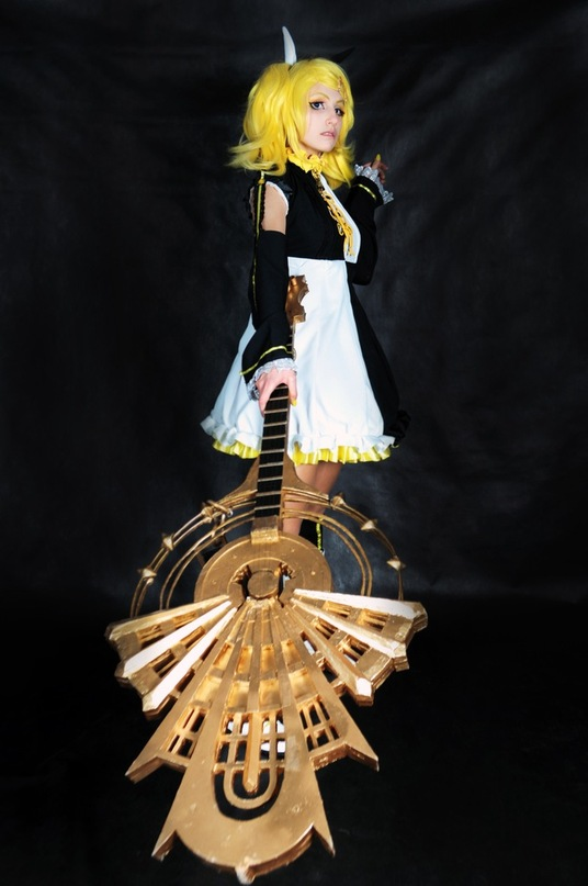 Kagamine Rin Meltdown by Katherin-Wheel