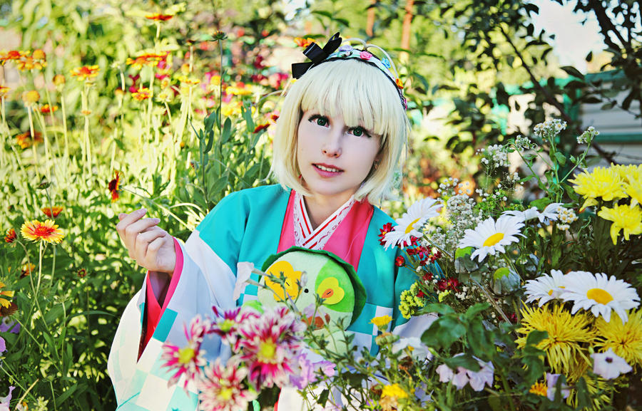 Moriyama Shiemi by Katherin-Wheel