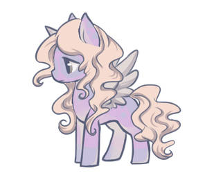 Splatter Pony Adopt Closed