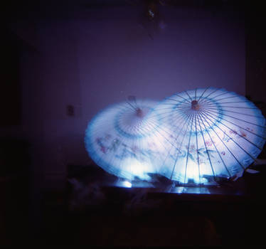 Parasol Backlit by Jessica-in-Iowa