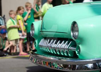 Vintage Mint Green