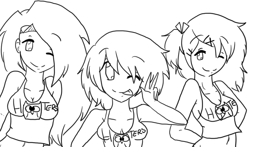 Chibi Couple Coloring Coloring Pages