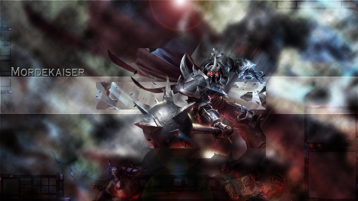 League of legends wallpaper mordekaiser by mortred039ex on deviantart league of legends wallpaper mordekaiser by mortred039ex voltagebd Images