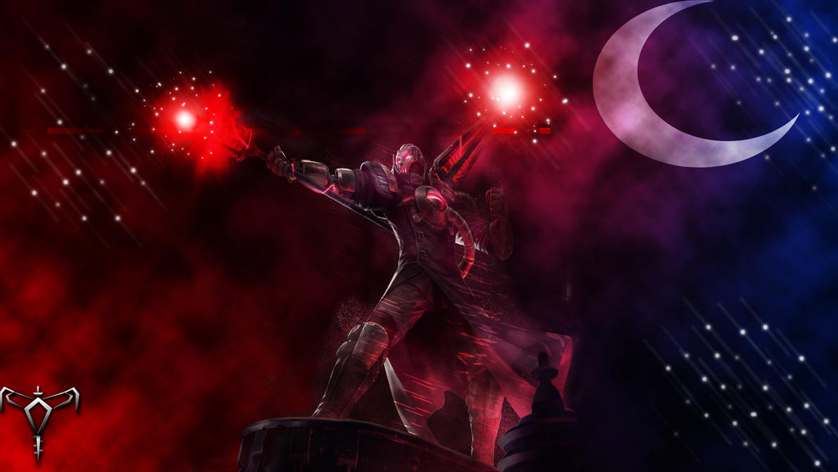 league of legends wallpaper creator viktor by mortred039ex