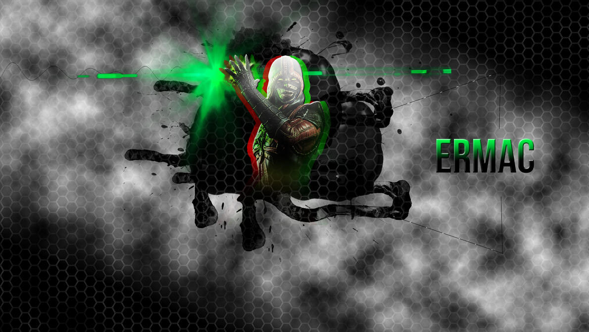 ermac wallpaper by mortred039ex on deviantart