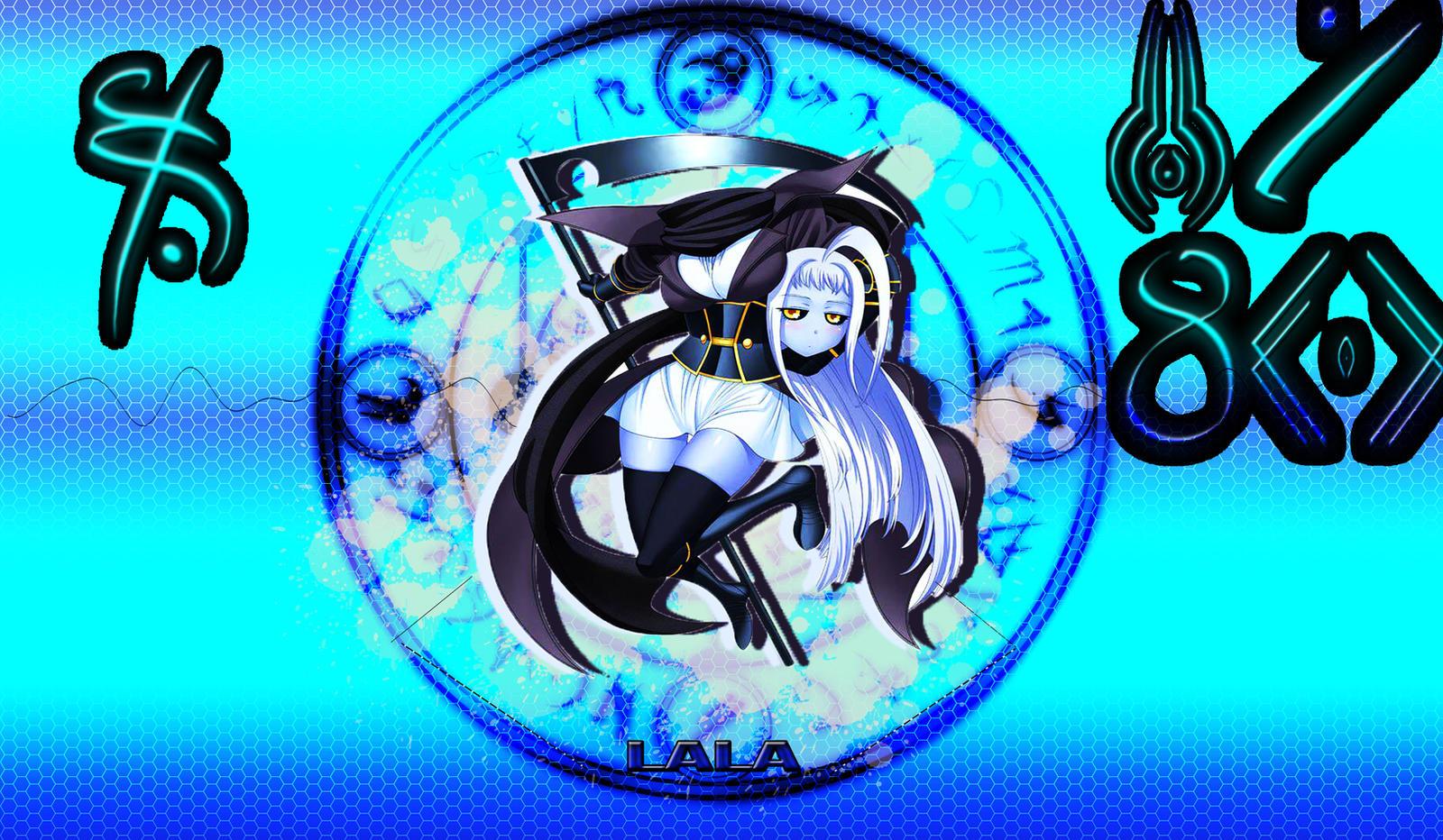 Monster Musume No Iru Nichijou Lala Wallpaper By Mortred039ex On