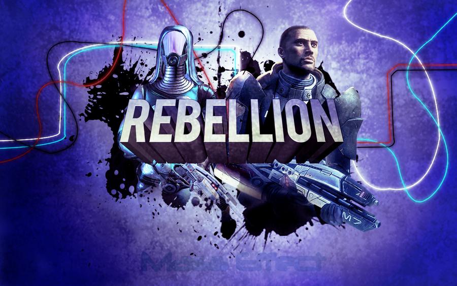 Rebellion Wallpaper by Tater-Tal on DeviantArt