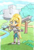 Heavy Sword